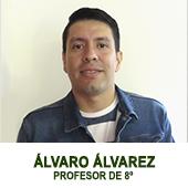 Alvaro alvarado - PROFESOR JEFE 7 BASICO