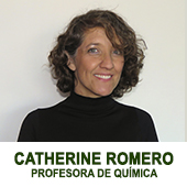 CATHERINE ROMERO - PROFESORA QUIMICA