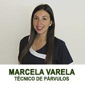 MARCELA VARELA TECNICO DE PARVULOS