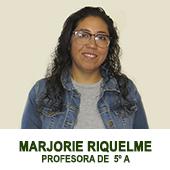 MARJORIE RIQUELME - PROFESORA PROFESORA JEFE DE 6