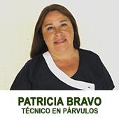 PATRICIA BRAVO - TECNICO EN PARVULOS
