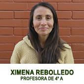 Ximena Rebolledo Prof. educ. fisica